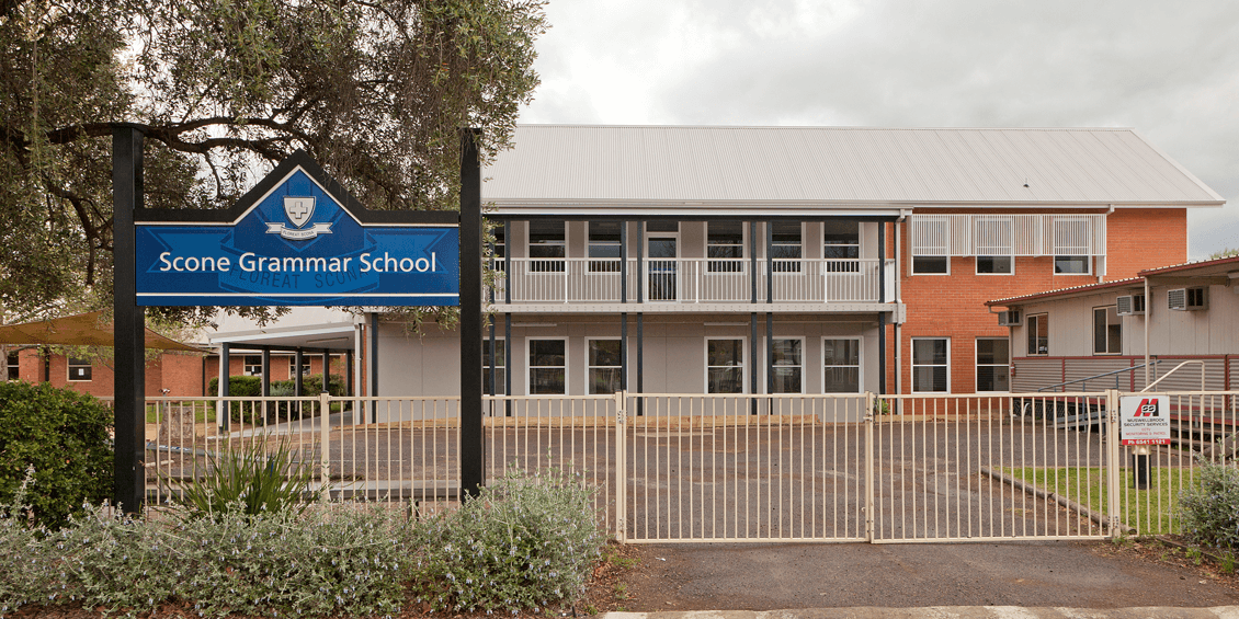 Scone Grammar School