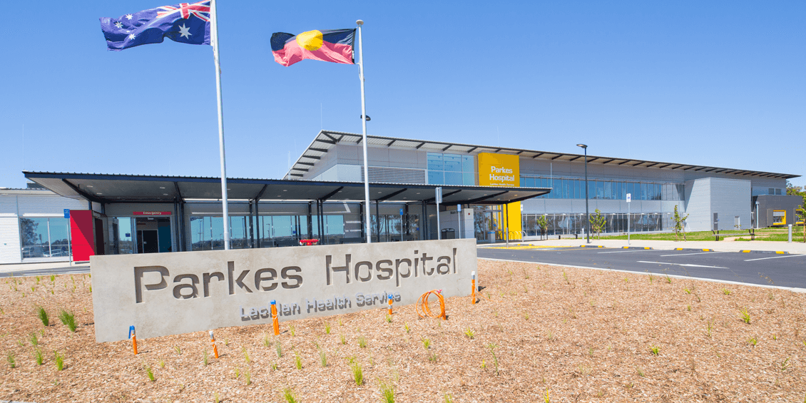 Parkes Hospital