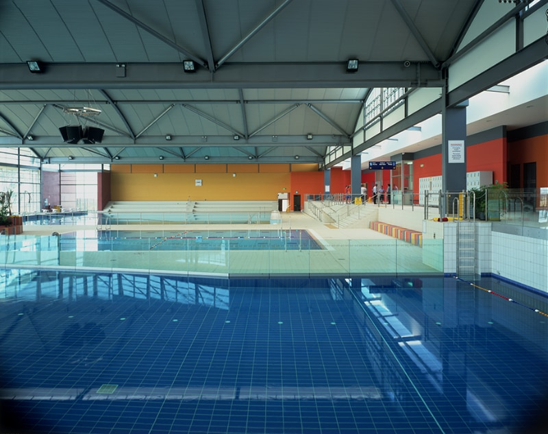 Blacktown Leisure Centre - Richard Crookes Constructions