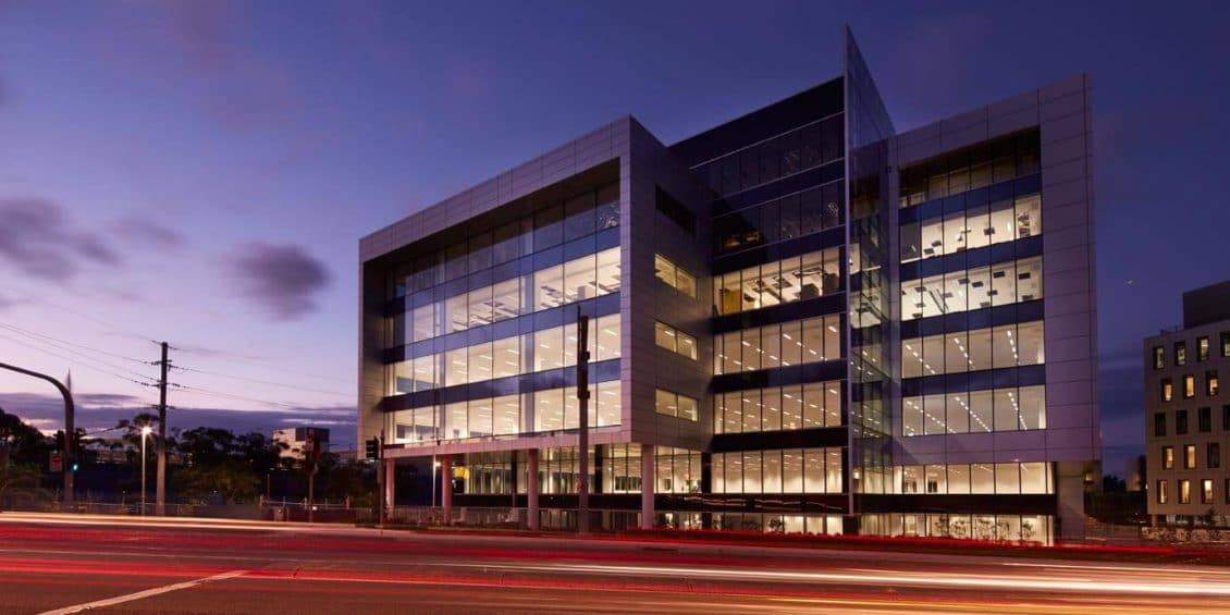 Rhodes Corporate Park, Building F