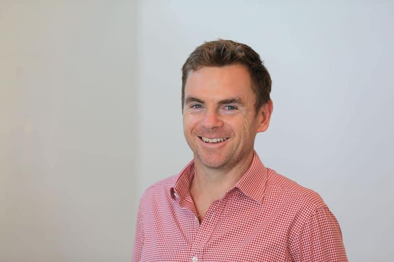David Sharp - CFO
