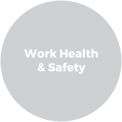 work healty & safety