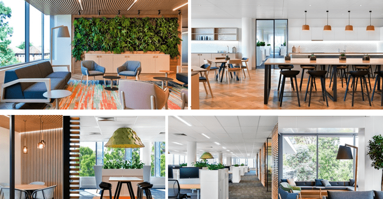 RCC's Sydney Office Collage
