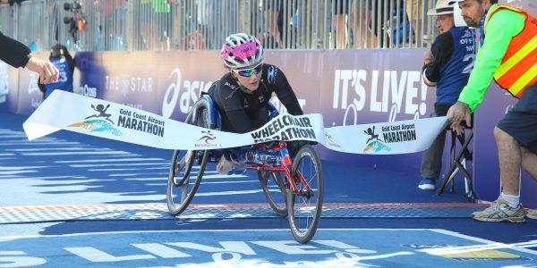 Sara Tait GC Marathon 2017