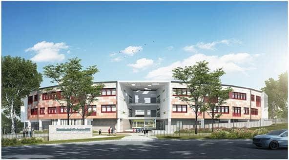 Smalls Road Public School Richard Crookes Constructions